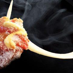 韓国チーズドッグ(ハットグ)